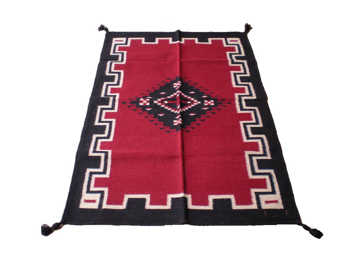 Navajo  Kilim 6x9 ft rug no. 3589
